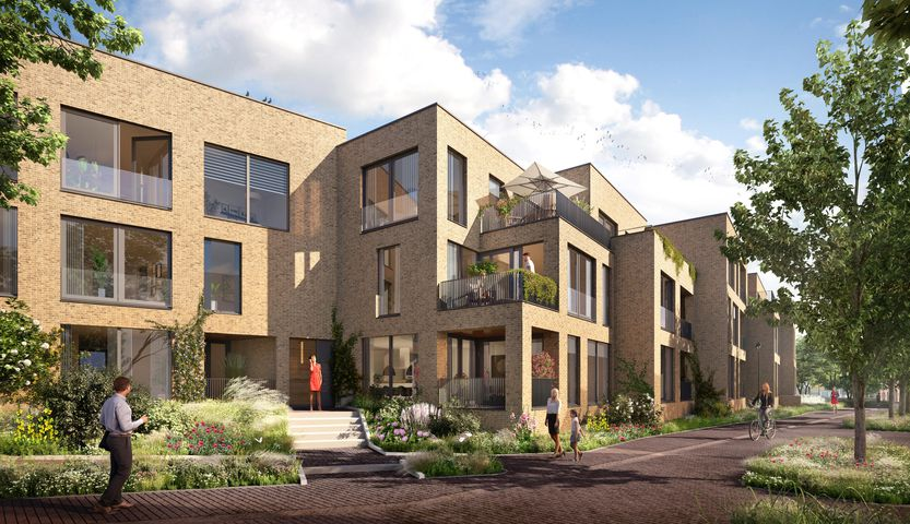 The New U - Appartementen